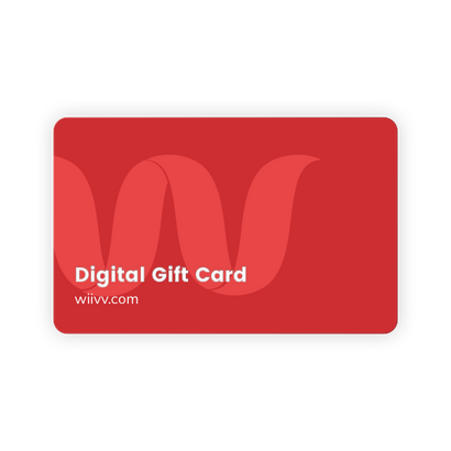Wiivv Digital Gift Card