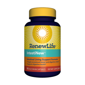 RENEW LIFE INTESTINEW CAPSULES (90 CAPS)