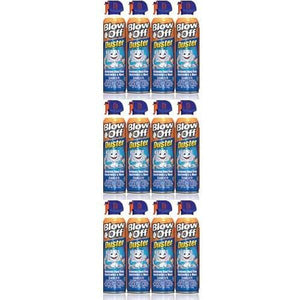 Max Professional 1113 Blow Off Air Duster 8 Oz - Pack of 12*
