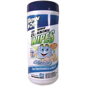 Max Professional Blow Off WPE-002-091 Electronic Cleaning Wipes*