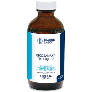 Klaire Labs Eicosamax TG Liquid - (30 Servings, 5 Fluid Ounces)