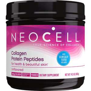 NeoCell Collagen Protein Peptides Unflavored 14.3oz