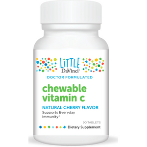 DaVinci Labs Chewable Vitamin C  Cherry Flavor 90 Tablets