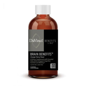 DaVinci Labs Brain Benefits - 40 Servings 6.76 Fl Oz