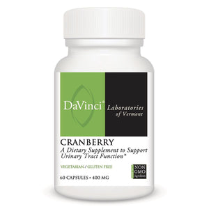 DaVinci Labs Cranberry 400 mg 60 Capsules