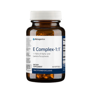 Metagenics E Complex-1:1 60 Softgels