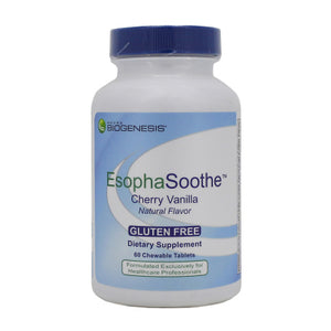 Nutra BioGenesis EsophaSoothe™ Chewable Cherry Vanilla 60 Chewable Tablets