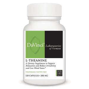 DaVinci Labs  L-Theanine  120 Capsules