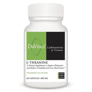 DaVinci Labs  L-Theanine  60 Capsules