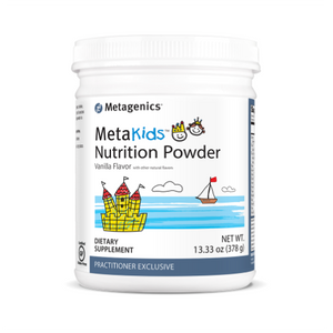 Metagenics MetaKids Nutrition Powder 13.33 oz.