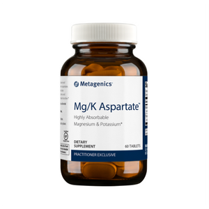 Metagenics Mg/K Aspartate 60 Tablets