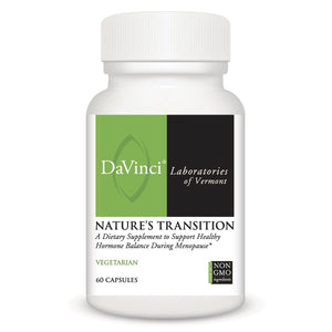 DaVinci Labs  Natures Transition  60 Capsules