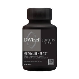 METHYL BENEFITS™ (60) by DaVinci Labs