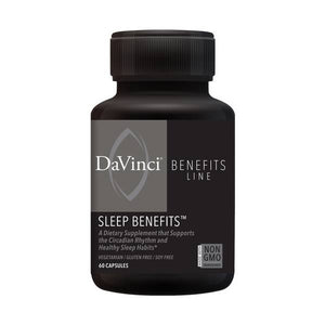 SLEEP BENEFITS™ (60) by DaVinci Labs