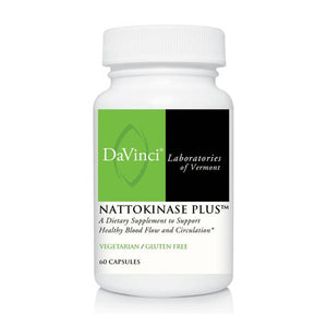 NATTOKINASE PLUS™ (60) by DaVinci Labs