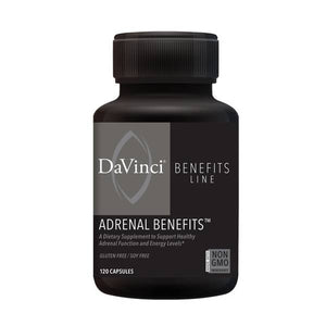 ADRENAL BENEFITS™ (120) by DaVinci Labs