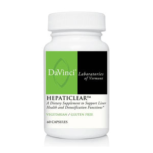 Hepaticlear 60 by DaVinci Labs