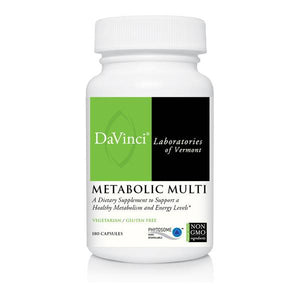 METABOLIC MULTI (180) BY DaVinci