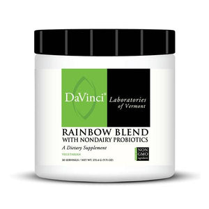 RAINBOW BLEND WITH NONDAIRY PROBIOTICS (30) by DaVinci Labs
