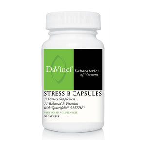 STRESS B CAPSULES (90) by DaVinci Labs