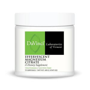 DaVinci Labs  Effervescent Magnesium Citrate 75 Servings