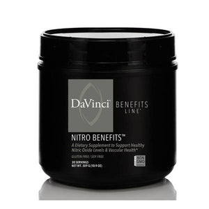 DaVinci Labs Nitro Benefits  30 Servings