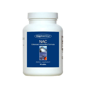 NAC/Enhanced Antioxidant Formula by Allergy Research Group