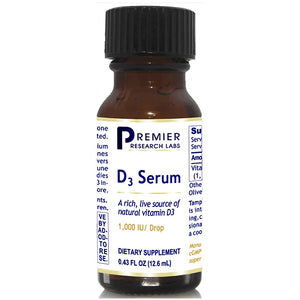 D3 Serum by premier resecrch labs