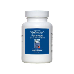 Pancreas (Pork) 425mg by Allergy Research Group