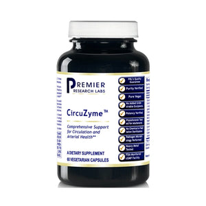 Premier Research Labs CircuZyme 60 caps BY  premier research labs