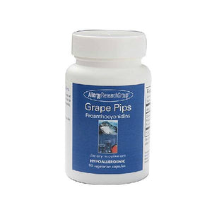 Allergy Research Group Grape Pips - 90 Vegetarian Capsules by Allergy Research Group