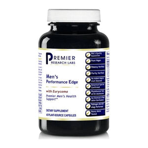 Men's Performance Edge 45 Vegetarian Capsules by Premier Research Labs