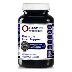 Quantum Liver Support, 120 VCaps / 2 Bottles  by Qn Labs