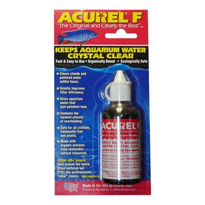 Acurel F50 Millimeter Water Clarifier, Aquarium, Treats 530 Gallons by Acurel