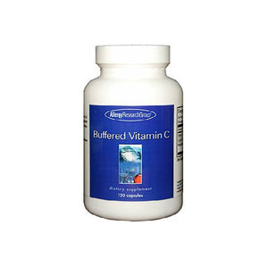 Allergy Research Group Buffered Vitamin C 240 Capsules / 2 Bottles by Allergy Research Group