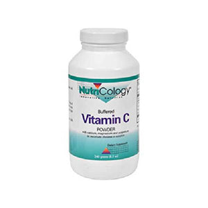 Buffered Vitamin C Nutricology 240 gram Powder by Nutricology