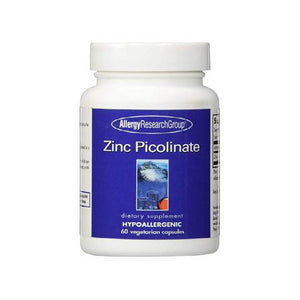 Allergy Research Group - Zinc Picolinate 25 mg 60 caps [Health and Beauty] by Allergy Research Group