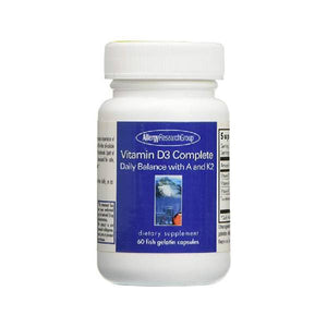 Allergy Research Group - Vitamin D3 Complete 60 caps by Allergy Research Group