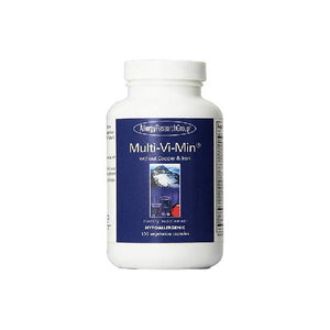Allergy Research Group Multi-Vi-Min without Copper & Iron -- 150 Vegetarian Capsules by Allergy Research Group