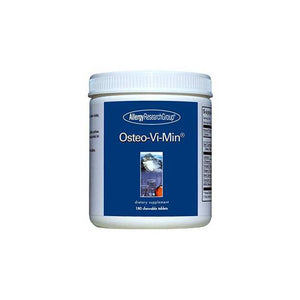 Allergy Research Group - Osteo-Vi-Min Chewable 180t by Allergy Research Group