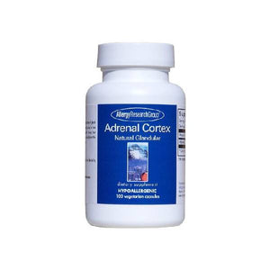 Adrenal Cortex 100 MG 100 Capsules by Allergy Research Group