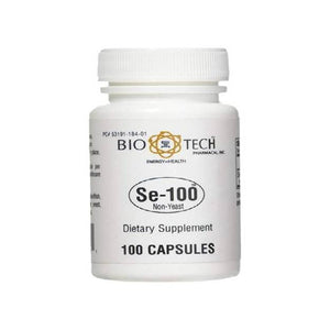 BioTech Pharmacal - Se-100 - 100 Count by Biotech Pharmacal