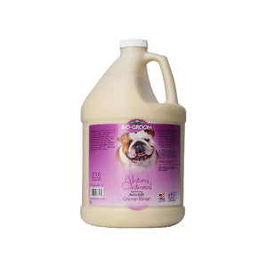 Bio-Groom Natural Oatmeal Anti-Itch Pet Creme Rinse, 1-Gallon by Bio-groom