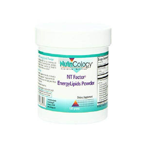 Nutricology/ Allergy Research Group NT Factor Energy Lipids Powder, 150 GRAMS by Nutricology