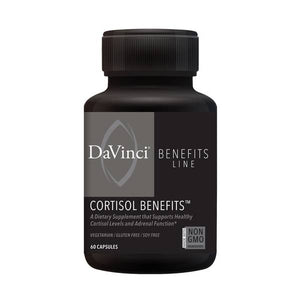 DaVinci Labs Cortisol Benefits  60 Capsules
