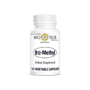 BioTech Pharmacal - B12 Methyl - 100 Count by BioTech Pharmacal