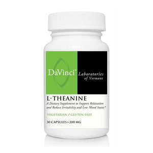 DaVinci Labs  L-Theanine  30 Capsules