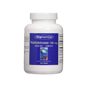 Nattokinase 100mg by Allergy Research Group