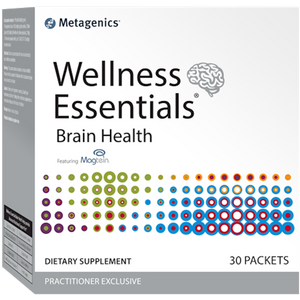 Metagenics Wellness Essentials Brain Health 30 Packets