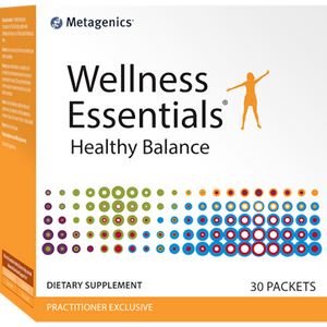 Metagenics Wellness Essentials Healthy Balance 30 Packets